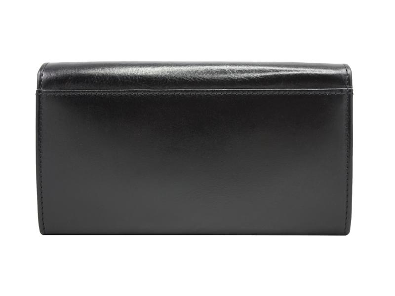 c6a01e44c13e9 Portfel damski Puccini MU-1704 w kolorze czarnym
