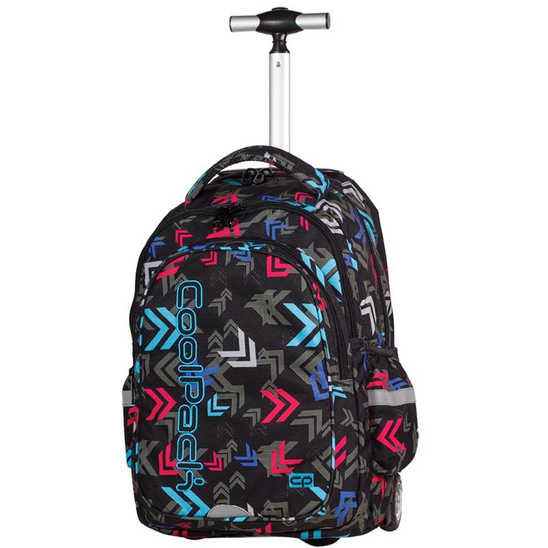 773bd501099d4 Plecak szkolny na kółkach CoolPack Junior 34 L 552