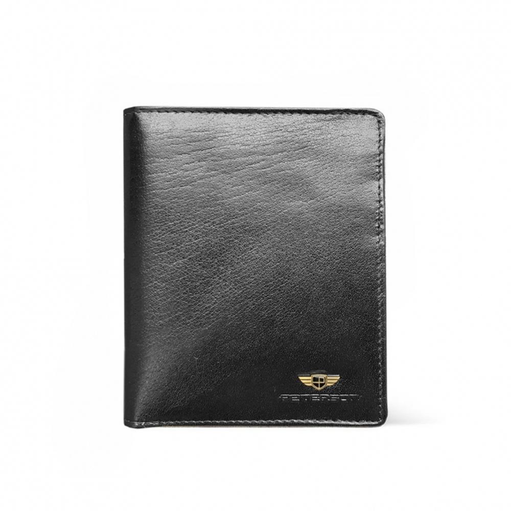 9c2130d727e5a Skórzany portfel męski Peterson