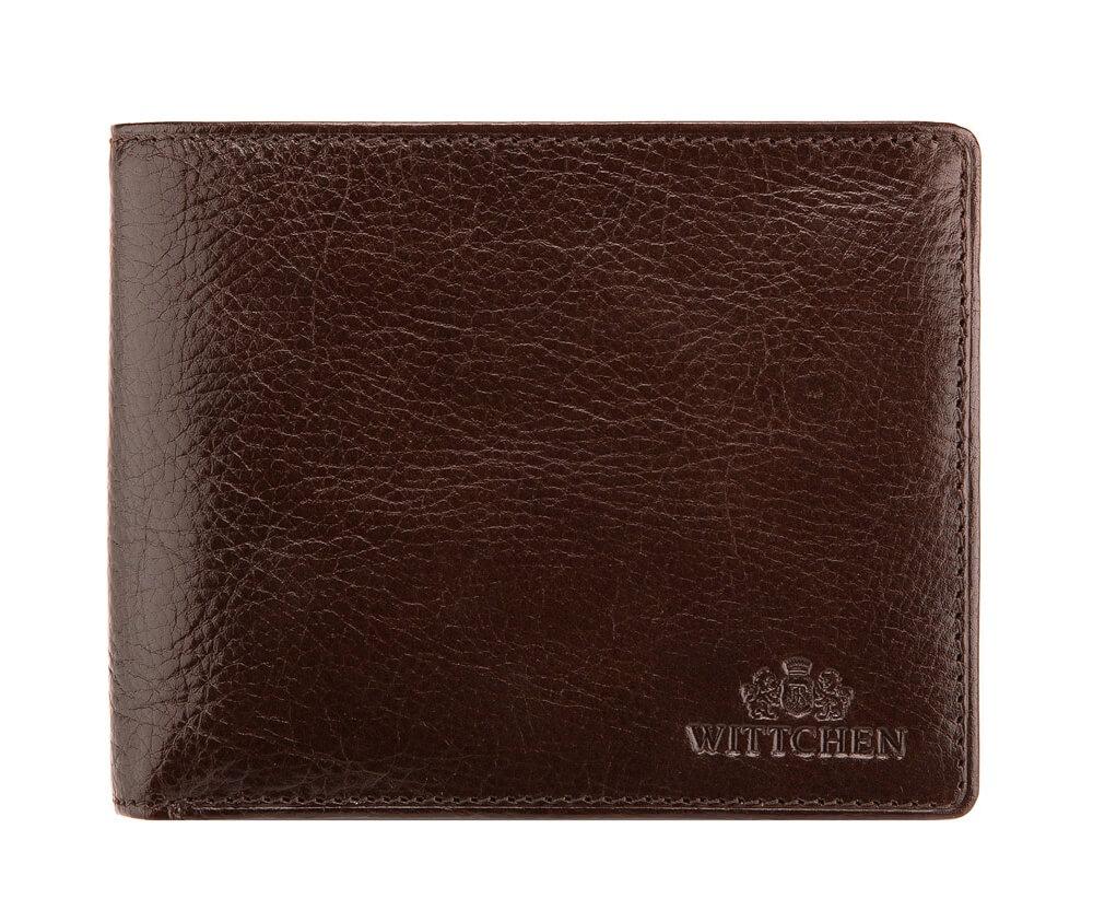 Bardzo duży portfel męski skórzany Wittchen 21 1 263, czarny