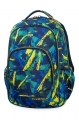 Plecak szkolny CoolPack Basic Plus 27L, Abstract Yellow, B03007
