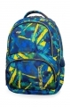 Plecak szkolny CoolPack Spiner 27L, Abstract Yellow, B01007