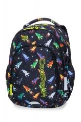 ad98b353cce6e Dwukomorowy plecak szkolny CoolPack Strike S 19L