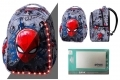 Plecak 21L Coolpack Joy S LED ©Marvel Spiderman + Powerbank