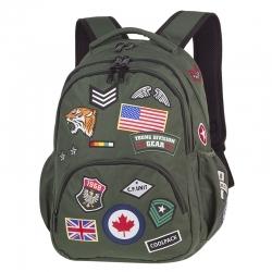 93f9b401118f3 Plecak szkolny CoolPack Bentley 30L, Badges A415