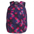 Plecak szkolny CoolPack College 28L, Electric Pink A520