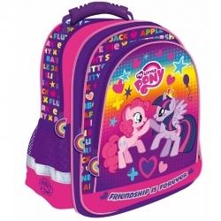 abdf4336838df Plecak szkolny dla dziewczynki my little pony II - St. Majewski
