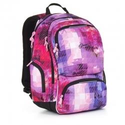 4cb7962bc7677 Dwukomorowy plecak młodzieżowy Topgal HIT 891