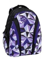 67c910b111247 Plecak szkolny Bagmaster trzykomorowy, BAG_6_A