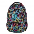 Plecak szkolny CoolPack College Color Triangles 651
