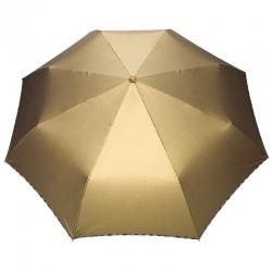 c0bff1cd2d382 Automatyczna metaliczna parasolka damska marki Parasol, złota